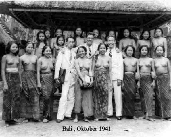 Bali Topless 1