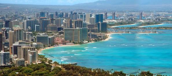 Honolulu-Coastline