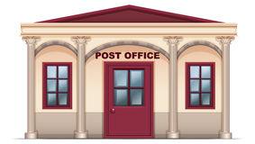 post-office-illustration-white-background-37439855