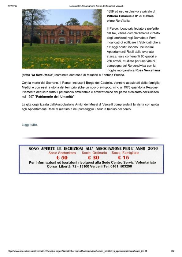 Newsletter Associazione Amici dei Musei di Vercelli_2