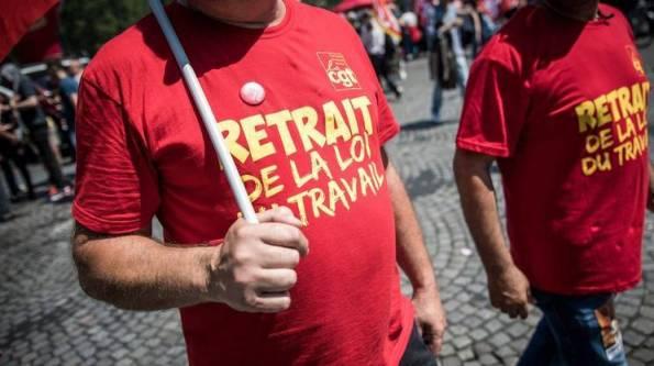 aEnnesima protesta di piazza a Parigi