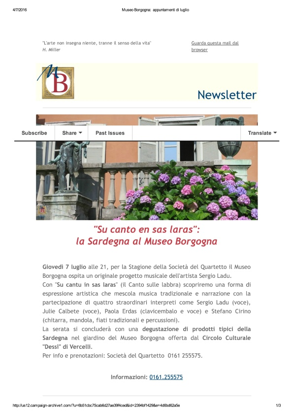 Museo Borgogna- appuntamenti di luglio_1