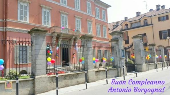 vBuon Compleanno Antonio Borgogna!