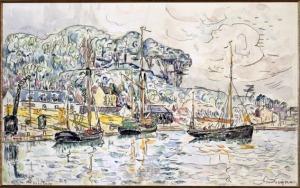 -04.-Signac_Riviäre-de-Morlaix-22-juin-1929