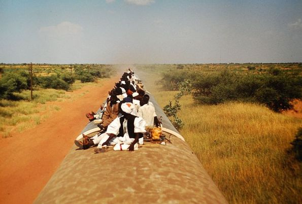 Train_Sudan_towards_Wau