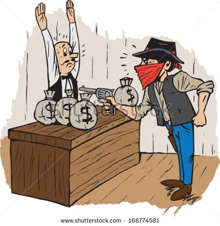 a-stock-vector-bank-robbery-168774581